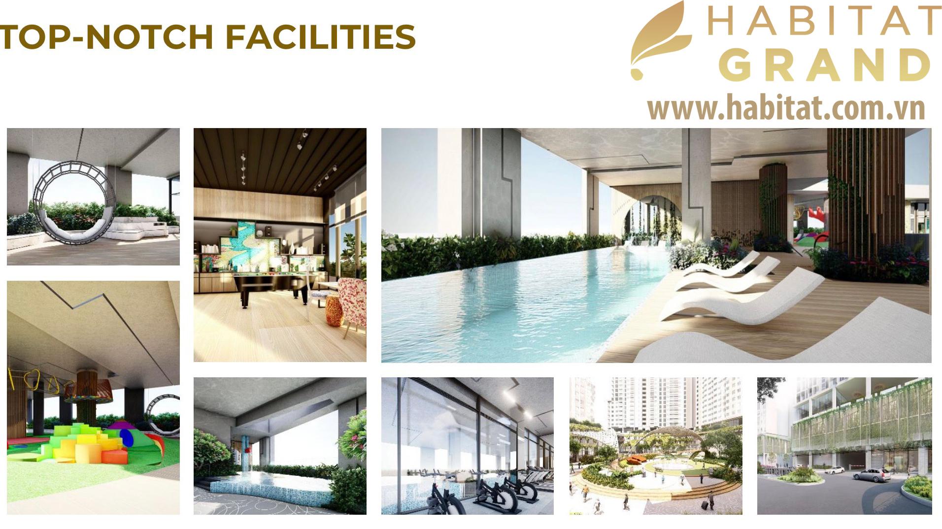 Dự án Habitat Grand